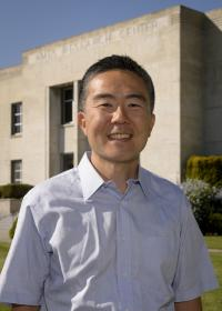 Yohei Shinozuka photo by NASA Ames Research Center Dominic Hart